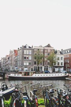 Hello, Amsterdam!