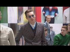 Erkek modası Londra'dan sorulur