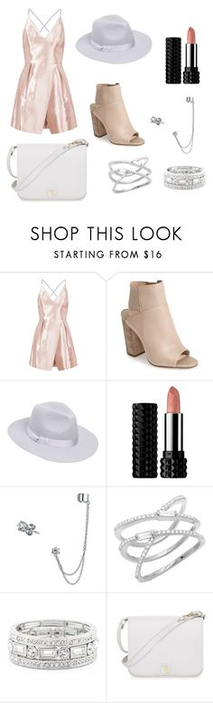 """""""Coachella 5"""" by simina650 ❤ liked on Polyvore featuring Topshop, Dolce Vita, Lack of Color, Kat Von D, Bling Jewelry, Sole Society and Furla"""