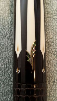 New to me Black Boar Dragon cue - AzBilliards.com