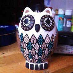Cute little owl ornament.
