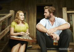 The Dressmaker (2015) Kate Winslet and Liam Hemsworth
