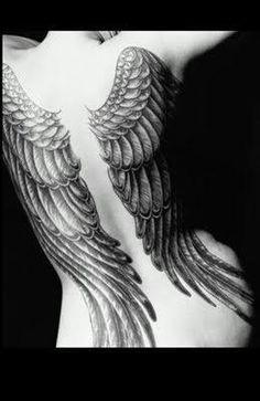 Tattoo-Flügel (Rücken)                                                       …