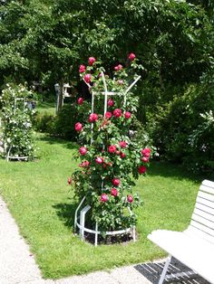 obelisk f r den rosengarten garten pinterest rosengarten und g rten. Black Bedroom Furniture Sets. Home Design Ideas