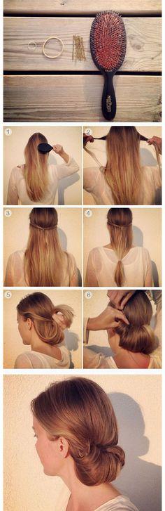 Причёски для девочек в школу за 5 минут своими руками