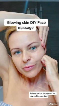 Face Yoga Exercises, Facial Yoga, Face Wrinkles, Face Treatment, Face Contouring, Face Skin Care, Facial Care, Tips Belleza, Too Faced