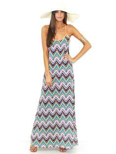 West Coast Wardrobe Phoebe Dress in Multi