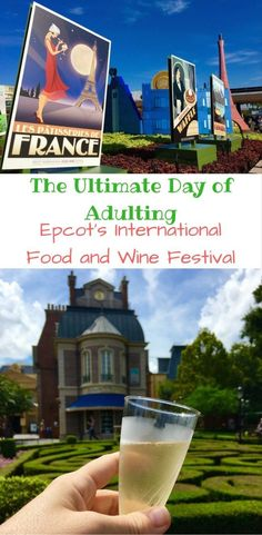 Looking to get away this fall, Epcot's International Food and Wine Festival offers sips and nibbles from across the world.