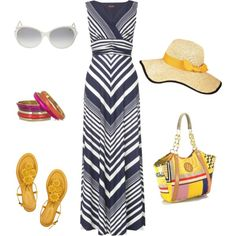 """Resort Wear"" by kguyotte on Polyvore"