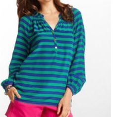 Fun striped Elsa top This gorgeous Lillly Elsa top has been one of my favorites, and only worn 3 times! You will love it and want to wear it all the time! Lilly Pulitzer Tops