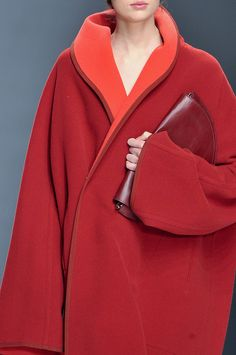 Daks Fall 2012 | the colour is outstanding