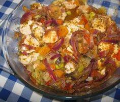 Receita PERU COM LEGUMES por AFontes - Categoria da receita Pratos principais Carne