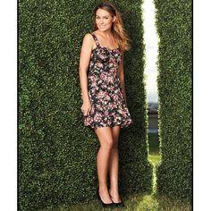 Lc Lauren Conrad Floral Dress Black floral dress LC Lauren Conrad Dresses Mini