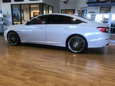 2019 Honda Accord with TSW Rotary Forged Avalon Bronze wheels wrapped in vogues Signature V tyres Honda Accord Custom, Honda Accord Sport, Tsw Wheels, Bronze Wheels, Rotary, Car Accessories, Cars, Vehicles, Autos