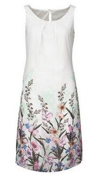 Tamaris Kleid aus luftigem Chiffon