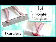 Feet & Pointe Strengthening Exercises | Kathryn Morgan - YouTube