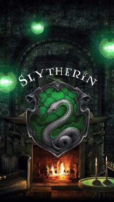 Or perhaps in Slytherin you'll make real friends, those