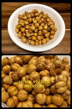 Crispy Roasted Chickpeas, a protein rich heathy vegan snack. #vegan #vegetarian #homemade #yummy #recipe #chickpeas #kichererbsen #hausgemacht #indiansnacks #teatimesnacks #easyrecipe #oven #roasted #crispy #vegetarisch #rezept #fibrerich #proteinrich #easyrecipe #namkeen Tea Time Snacks, Chana Recipe, Dog Food Recipes, Vegan Recipes, Pretzel Bites, Badge, Roast, Protein, Good Food