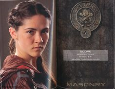 Girl tribute - Clove - District 2 - Weapon: throwing knives - Hunger Games Clove is awesome I love her she has to be my favorite Clove Hunger Games, Hunger Games Shirt, Hunger Games Cast, Hunger Games Movies, Hunger Games Catching Fire, Hunger Games Trilogy, Hunger Games Districts, Hunger Games Exhibition, Game Quotes