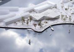 Wettbewerbsgewinn für schmidt hammer lassen architects