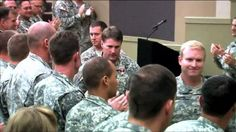 1st Special Forces Group (Airborne) Valor Awards Ceremony (My love receiving his medal)