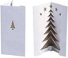 Image result for pop up christmas tree card