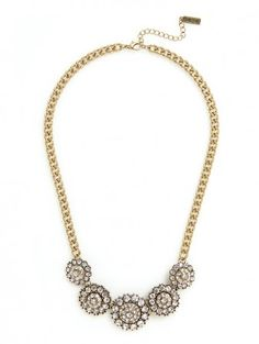 we are loving our simple glam crystal zodiac necklace