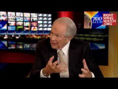 Pat Robertson: Low-carb diets 'violate God's principles' and halal meat funds terrorism -- Televangelist Pat Robertson offered up some thoughts on food Monday on his 700 Club program.  After the show aired a report on the beneficial effects of a low-carb diet, Robertson said he strongly disagreed with the purported health benefits of a high-fat, high-protein diet.