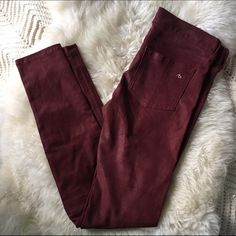 "RAG & BONE/ lamb leather pants ⱝ maroon ""wine"" color ⱝ skinny pant ⱝ 100% lamb leather ⱝ rag & bone ⱝ new with tags ⱝ super lux and soft ⱝ retail $800+  ⱝ perfect condition    » I NO LONGER LOWER MY PRICES, BUT OFFERS ARE ABSOLUTELY WELCOME  » UNLESS IT IS FOR A BUNDLE, I WILL NOT RESPOND TO OFFERS IN COMMENTS   » I WILL MAKE A NEW LISTING FOR DISCOUNTED SHIPPING rag & bone Pants"