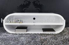 White High Gloss Modern Tv Stand Morden Furniture - Buy High Gloss Tv…