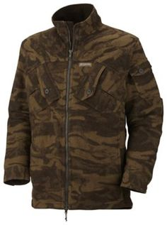 Men's Expedition Ridge™ Wool Jacket - Best Hunting Outerwear of 2013 by F.