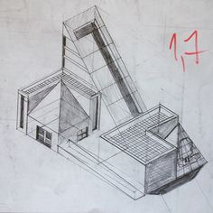 Twenty Technical Drawing Tips - Freehand Architecture Daily Drawing, Drawing Tips, Technical Drawing, Love Drawings, Designs To Draw, Creative, Composition, Education, Architecture