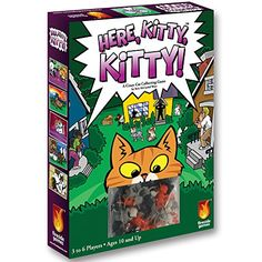 Here Kitty Kitty Board Game >>> Read more reviews of the product by visiting the link on the image.Note:It is affiliate link to Amazon.