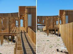 EVOA environmental interpretation center by maisr arquitetos
