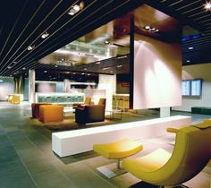 Lufthansa recently opened an expanded Premium Class Lounge at John F. Kennedy International Airport New York