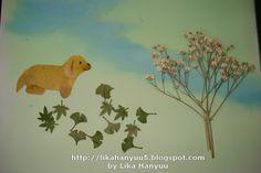 Lika Hanyuu - Oshibana - Flores Secas: [Oshibana] Paisagem 2