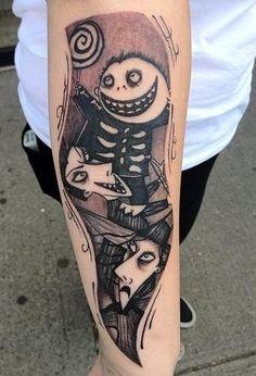 Lock, Shock & Barrel tattoo