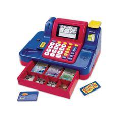 1da13b1ba157 Teaching Cash Register brings pretend stores to life with lights