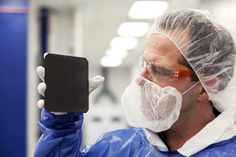 Natcore Black Silicon Solar Cell