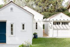 In Carmel-by-the-Sea, a Quietly Elegant Cottage with Vintage Appeal - Remodelista