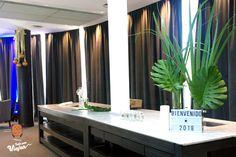 Preparativos fiesta fin de año en Hotel Savoy Esplendor