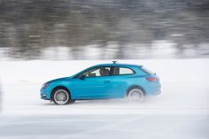 #SEAT Leon, ein #Wintermärchen!