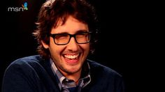 Speed dating with Josh Groban MSN Music puts classical singer Josh Groban's legendary luck with the ladies to the test with an afternoon of speed dating. MSN Music's James Hurley chats to unlikely heartthrob Josh Groban about his new album, All That Echoes, his luck with the ladies, and more.    Watch HERE