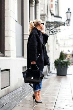 pretaportre:  Today's Outfit │ via Victoria Törnegren.