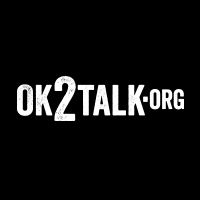 The goal of OK2TALK is to create a community for teens and young adults struggling with mental health problems and encourage them to talk about what they're experiencing by sharing their personal stories of recovery, tragedy, struggle or hope. Anyone can add their voice by sharing creative content such as poetry, inspirational quotes, photos, videos, song lyrics and messages of support in a safe, moderated space. We hope this is the first step towards getting help and feeling better.