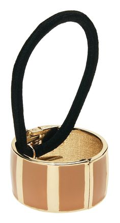 L. Erickson Luna Enamel Cuff Pony - Camel/Gold -- Check this awesome product by going to the link at the image.