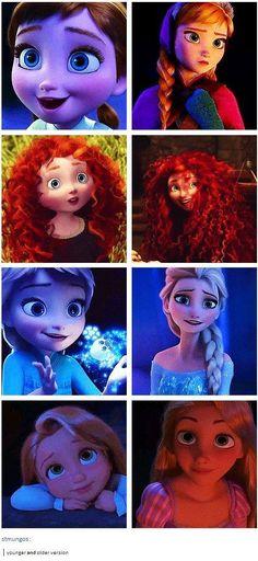 Frozen & Brave