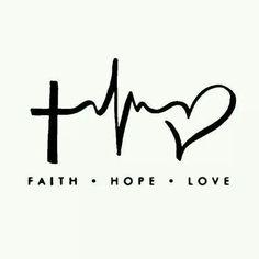 Faith...hope...love