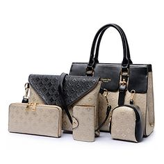 Women's The large capacity Classic Tote Crossbody Bag bag suit – USD $ 29.99