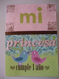 Manualidades y tendencias: Scrapbooking: Tarjeta de cumpleaños pop-up infantil / DIY Pop-up birthday card.